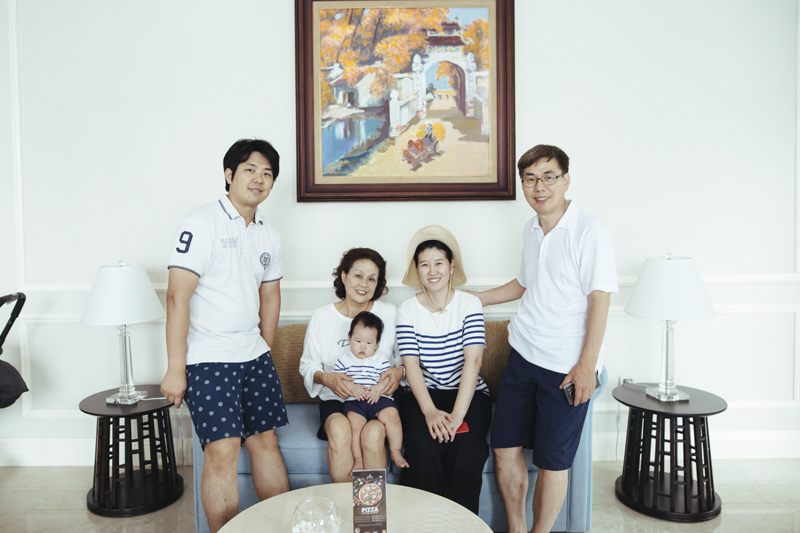 Family Korea | Photographer in Da Nang