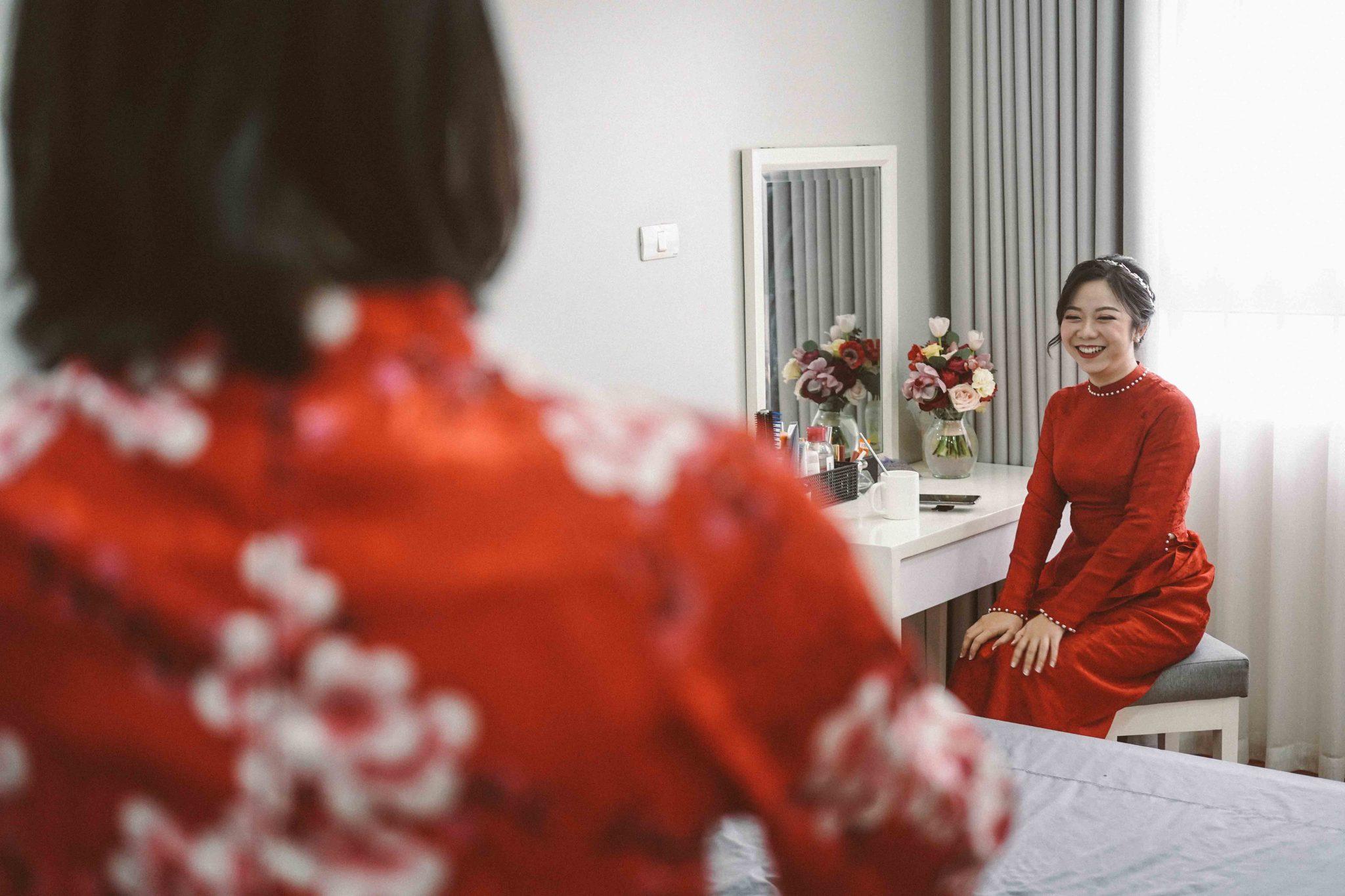 Bộ ảnh cưới của cặp đôi Hà nội Thuy & Dat 2020