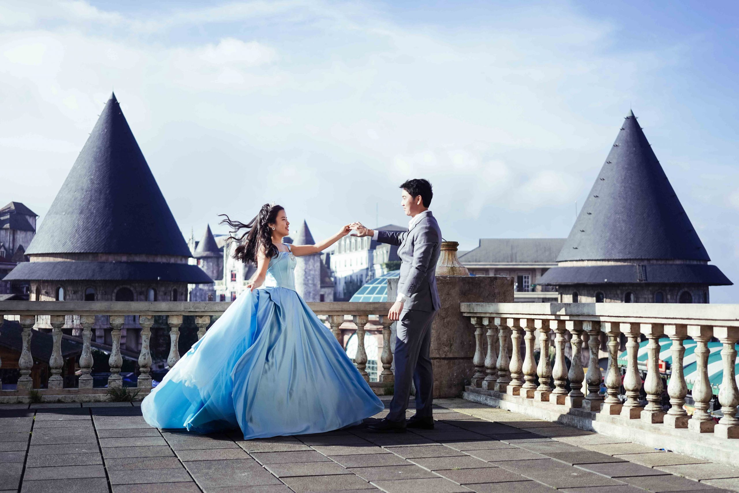 Ba Na Hills Wedding Photography